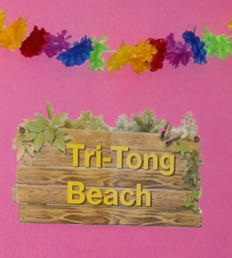 Bienvenue à Tri-tong Beach